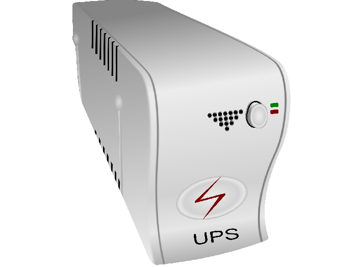 Slide image of UPS Repairs