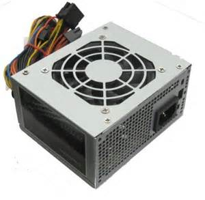 Media Library - Power Supply - Computer 1